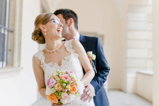 Wenn Liebe auf Lebensfreude trifft | Hochzeit Bamberg