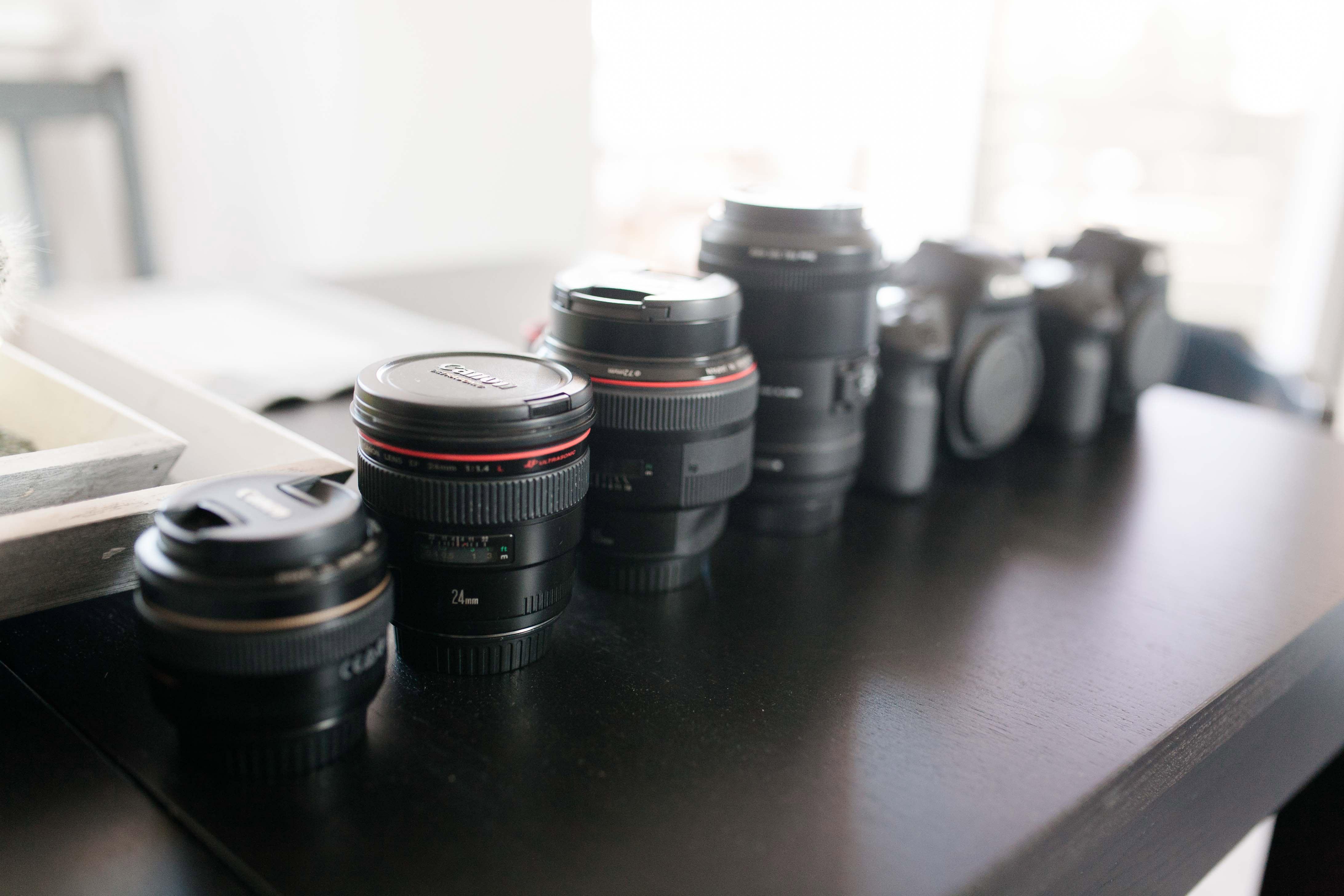Fotoausrüstung Hochzeitsfotograf