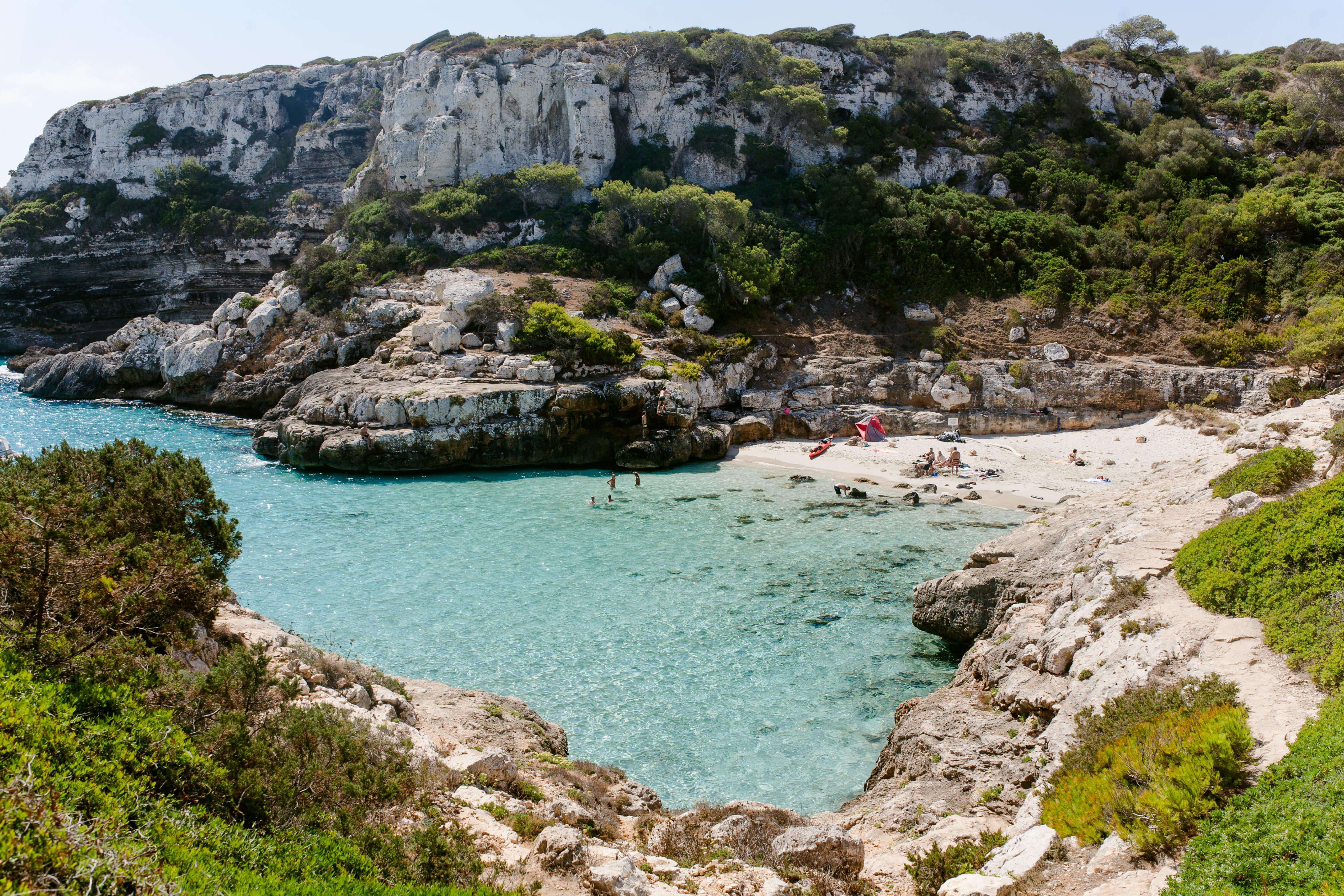 Calo des Marmols Mallorca
