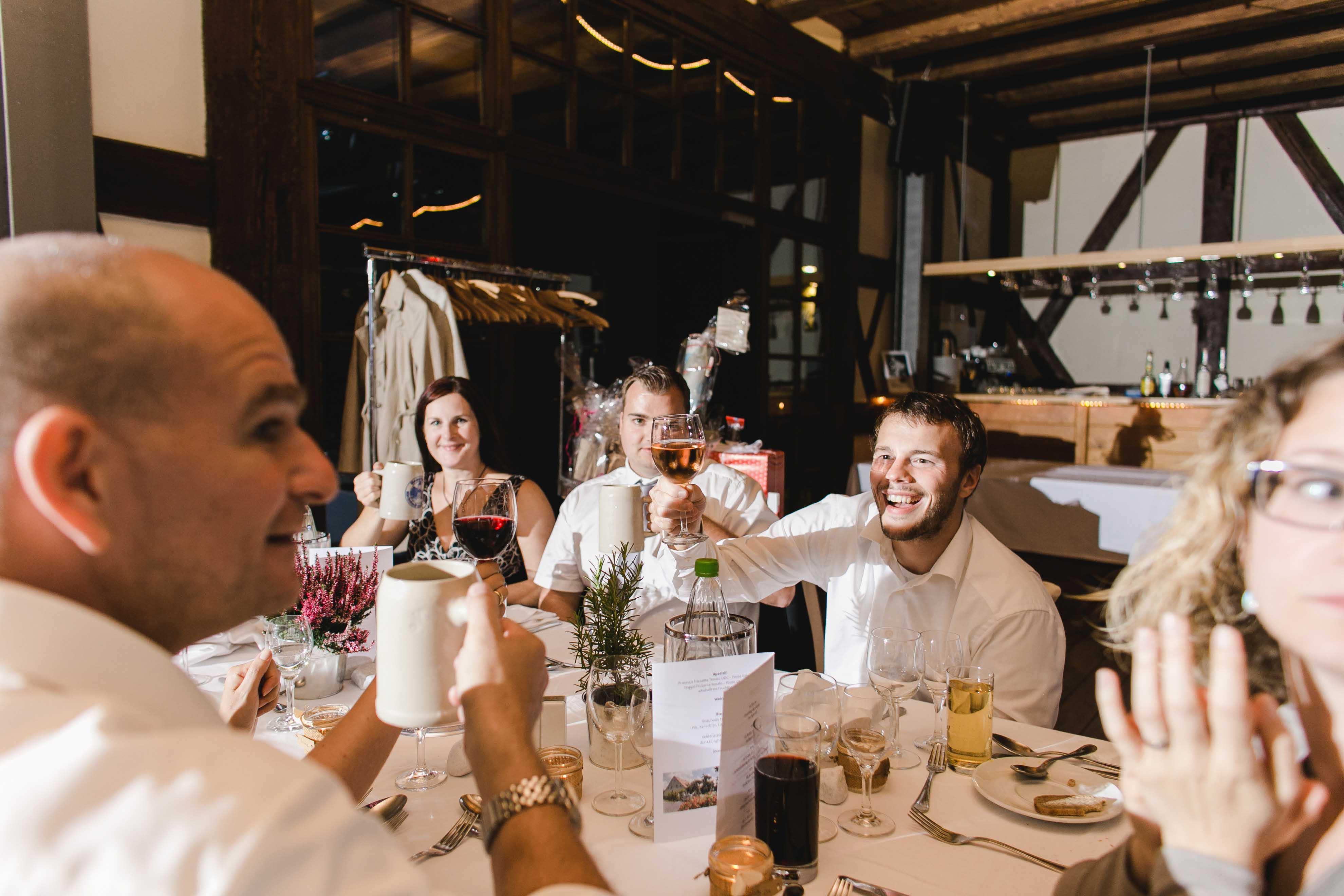 Hochzeit in Stolzenroth