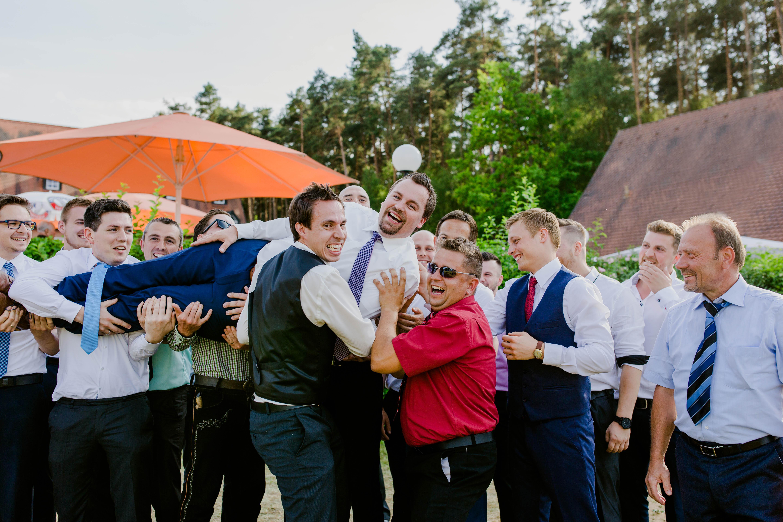 Brombachsee Hochzeit