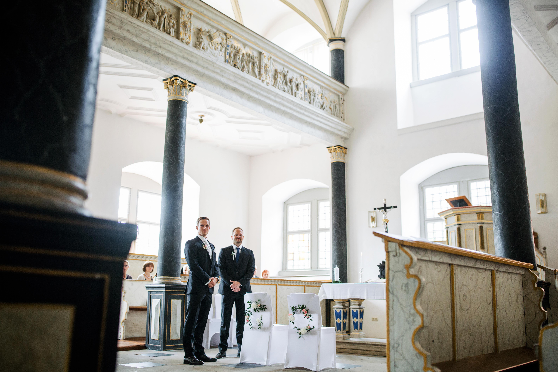 Schloss Weikersheim Hochzeit