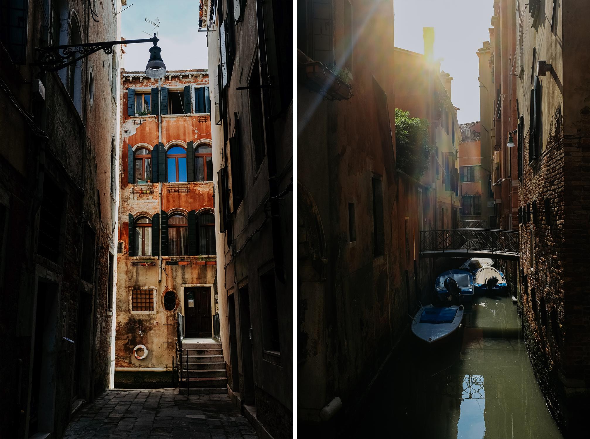 Always this Late + Licht + Venedig = Für immer in meiner Erinnerung