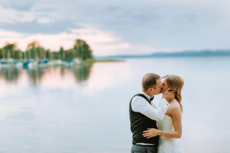 (Deutsch) Lockerer Tag am See – Chiemsee Hochzeit
