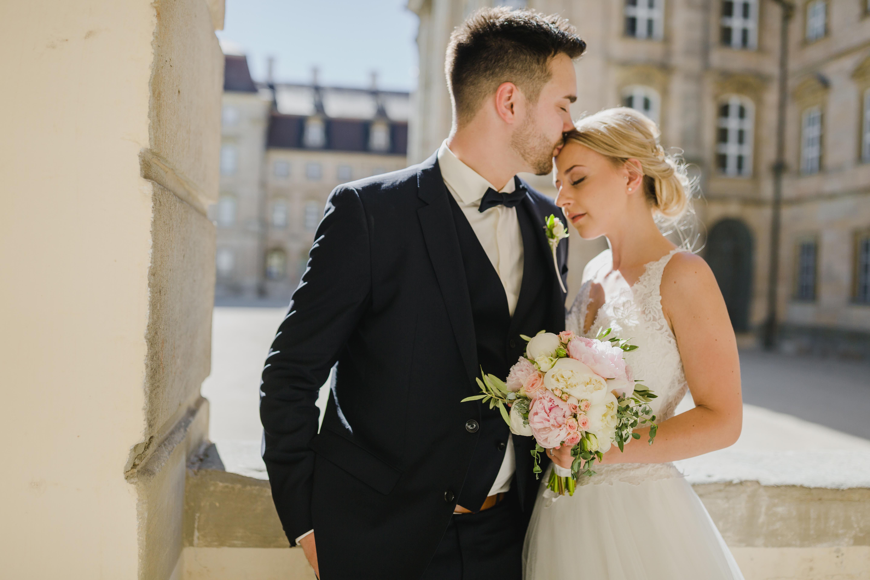 (Deutsch) Ein wahres Feuerwerk – Landgasthof Scheubel Hochzeit