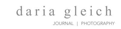 Daria Gleich Blog