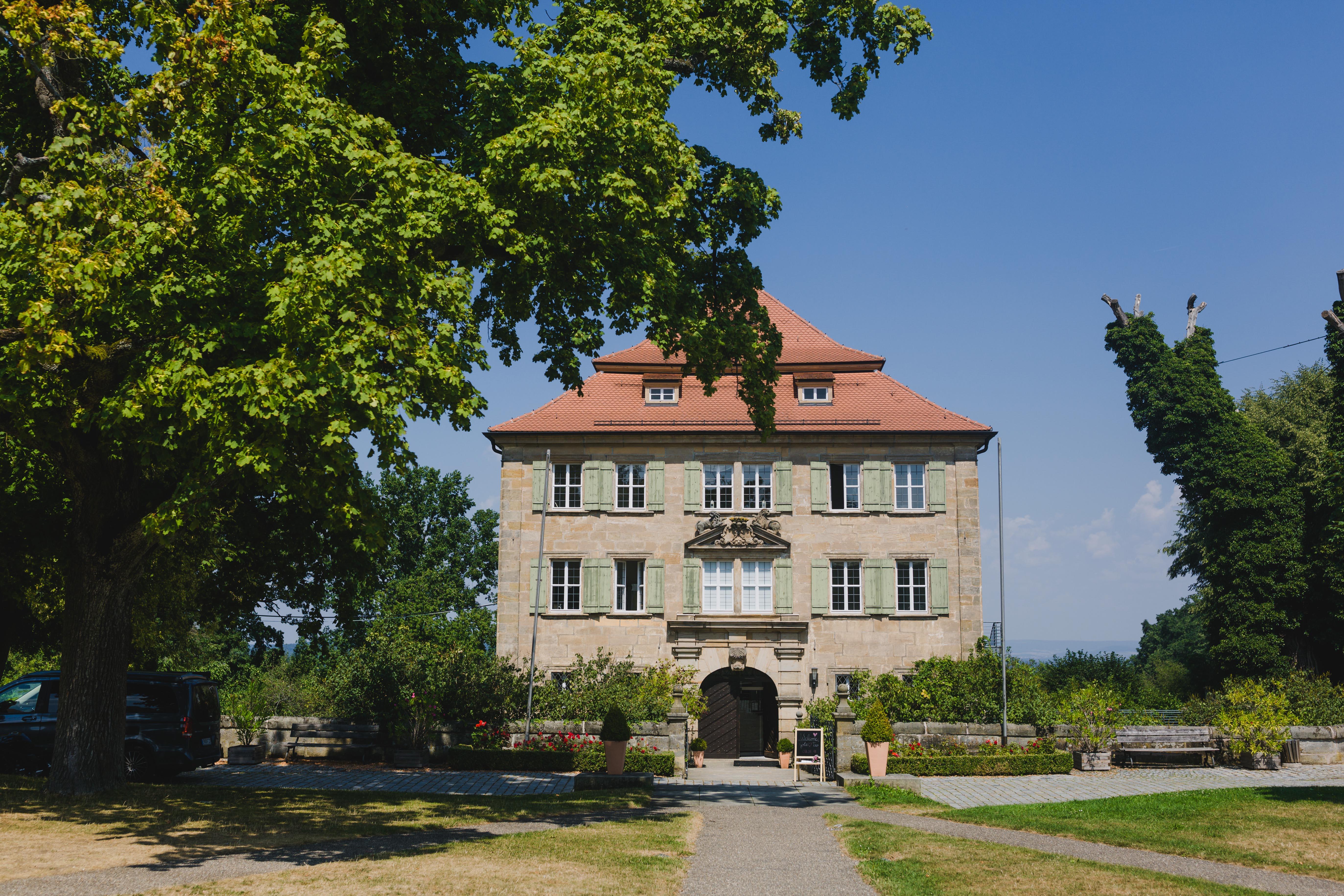 Schloss Atzelsberg Hochzeit