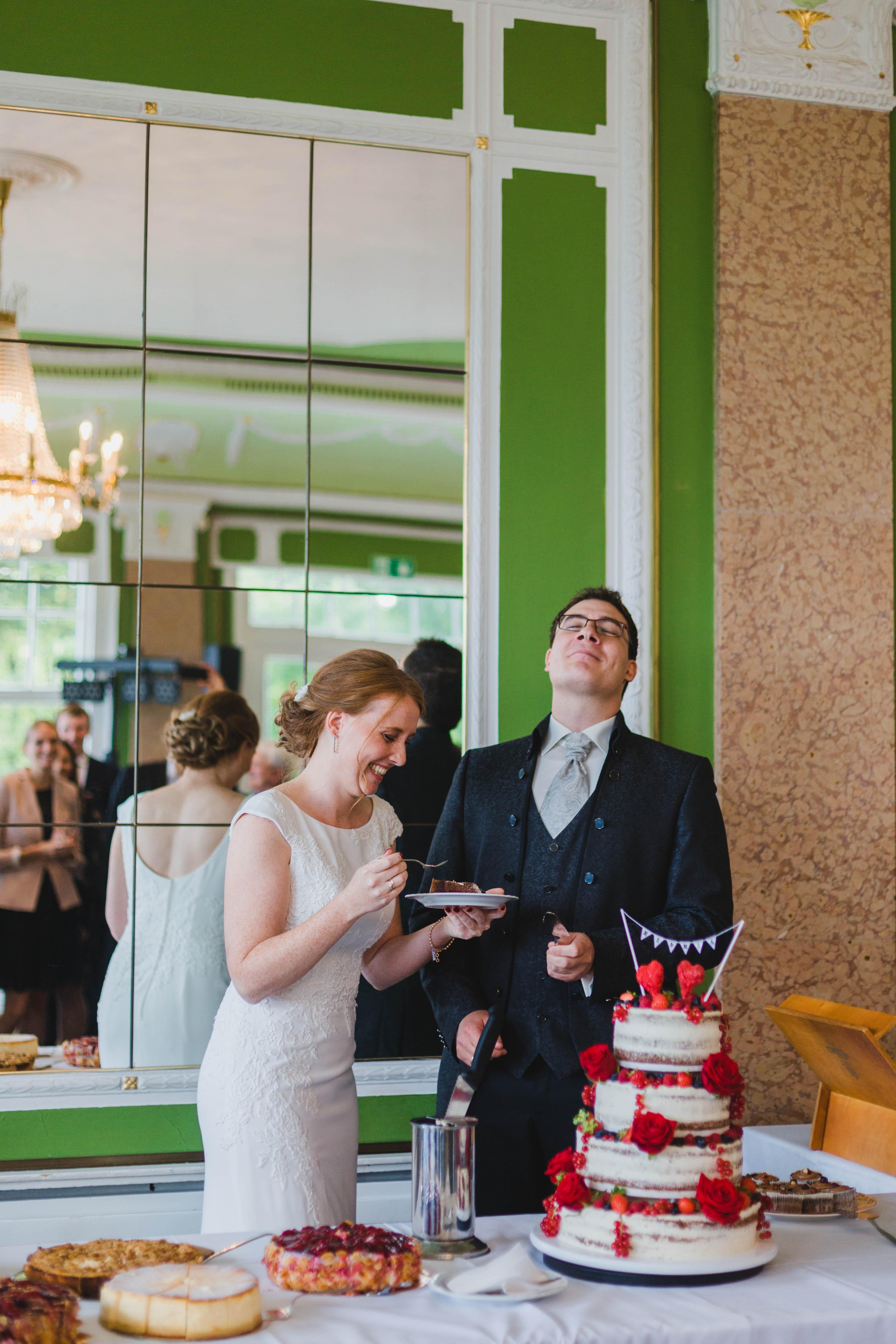 Schlosshotel Molkenkur Hochzeit