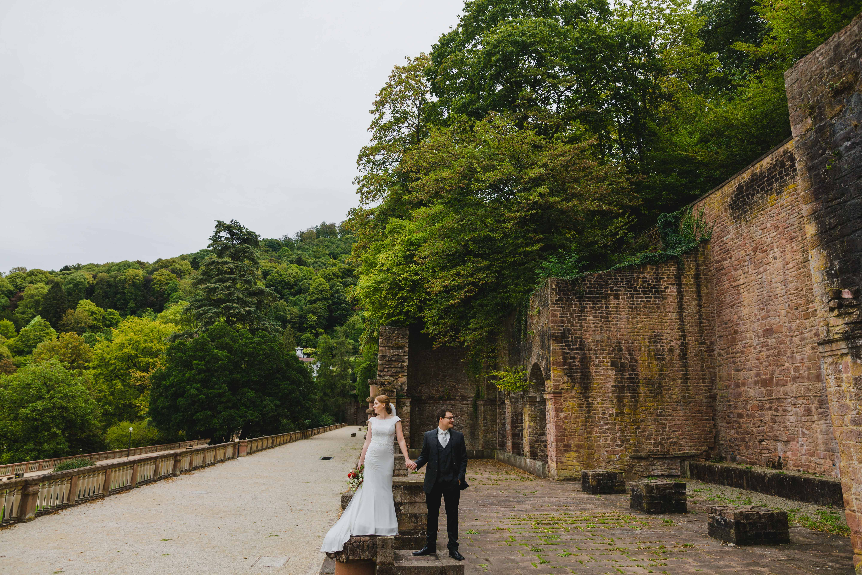 (Deutsch) Ein Septembertag – Schlosshotel Molkenkur Hochzeit