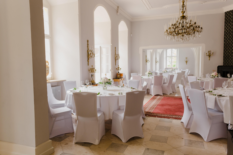 Schloss Jägersburg Hochzeit