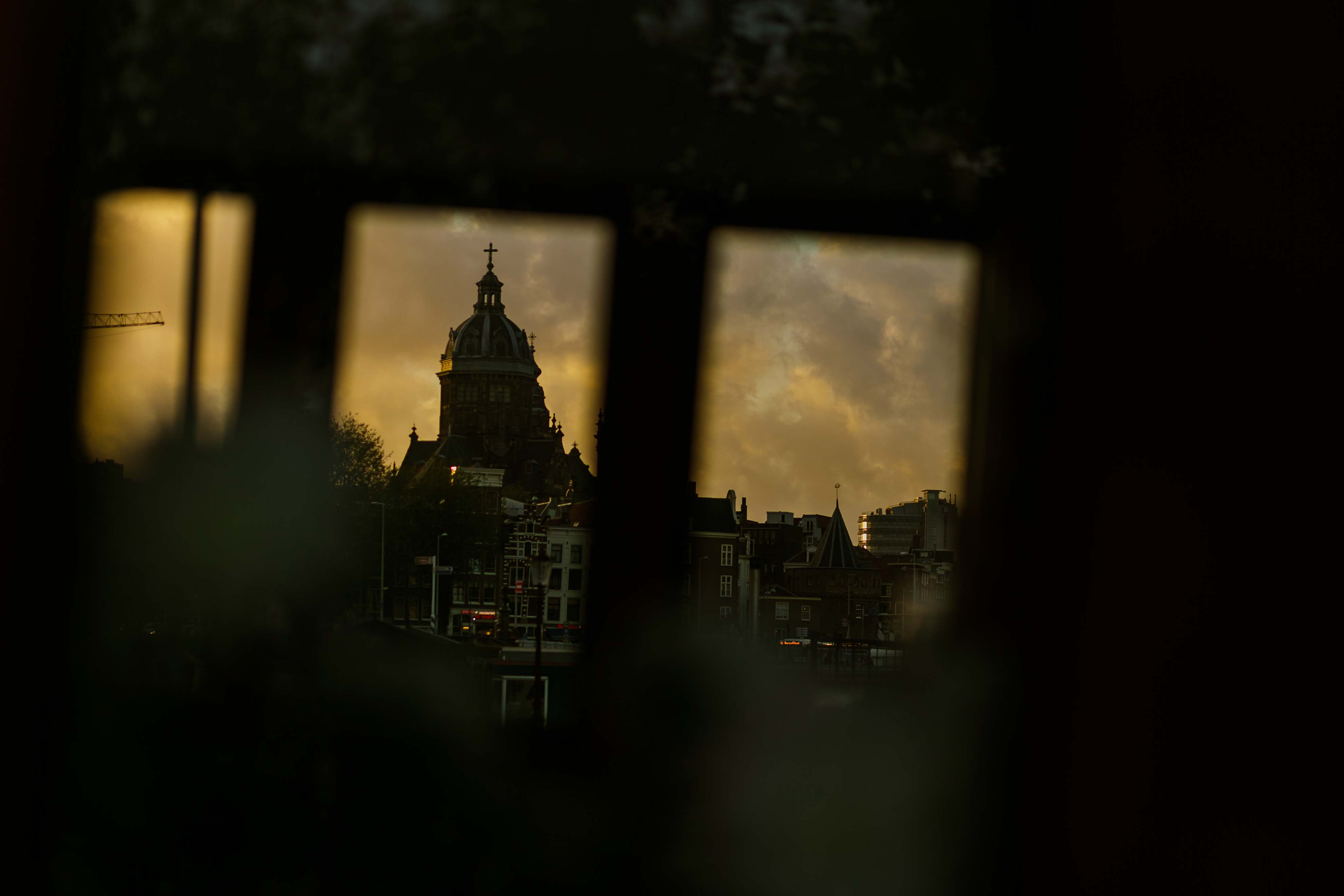 Herbsttage in Amsterdam