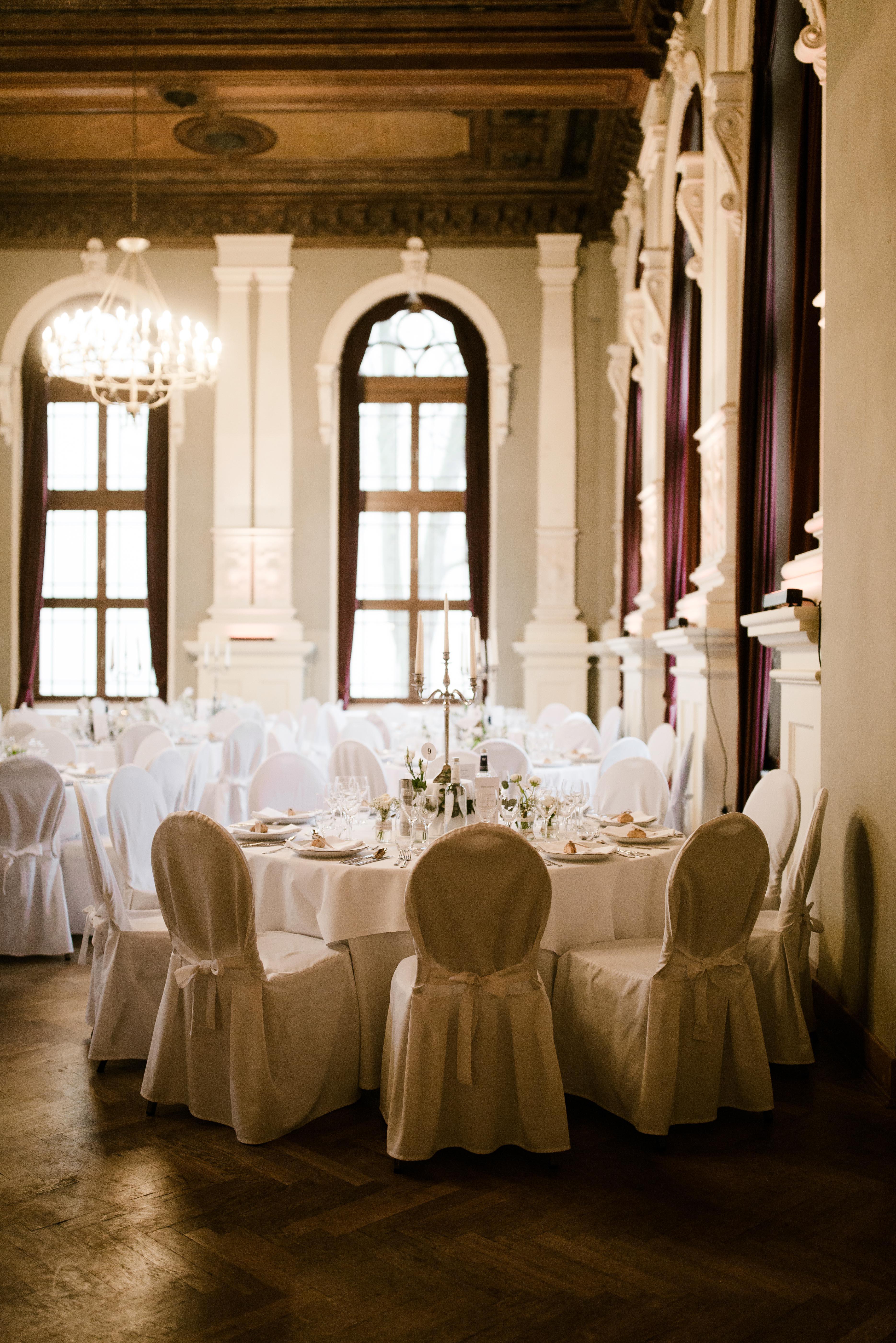 Logensaal Hochzeit